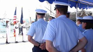 2015 Coast Guard Day Celebration In New London, Connecticut