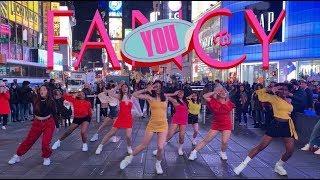 """[KPOP IN PUBLIC NYC] Twice (트와이스) - """"FANCY"""" Dance Cover"""