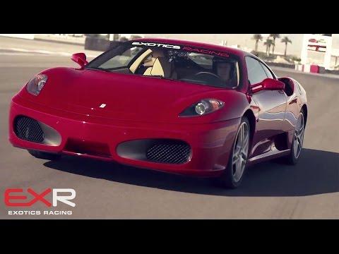 Ferrari 430 F1 at Exotics Racing