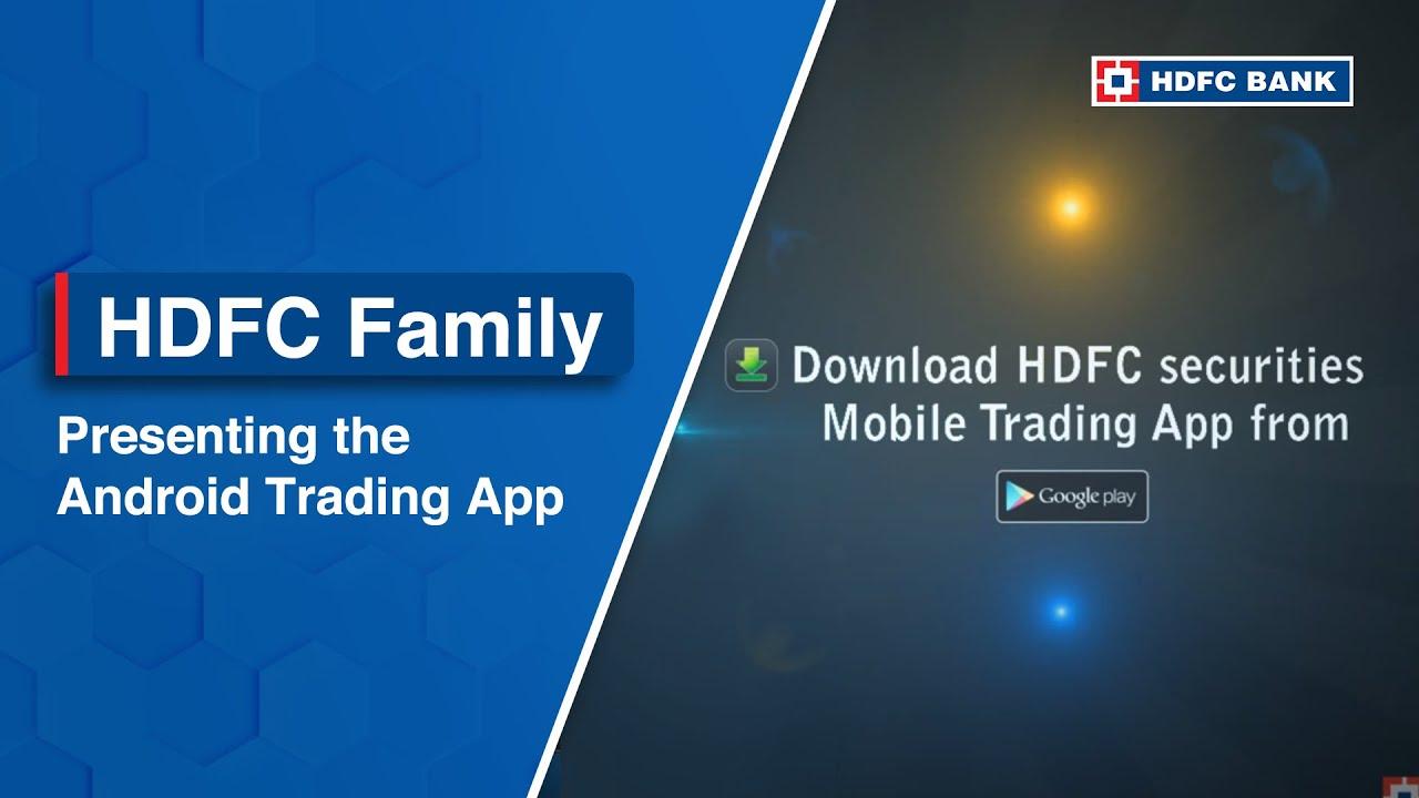 Hdfc forex online