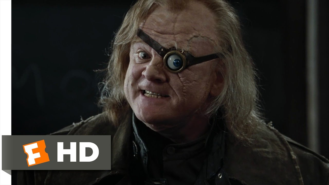 Harry Potter And The Goblet Of Fire 15 Movie Clip Mad Eye