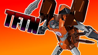 Robots in Disguise Warrior Class WAVE #3 (TFTN Episode #112)