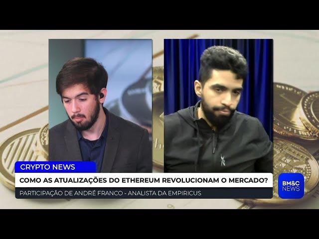 ADA VAI PASSAR O ETHEREUM? ANDRÉ FRANCO AVALIA