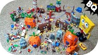 Lego Spongebob Squarepants Complete Set Collection
