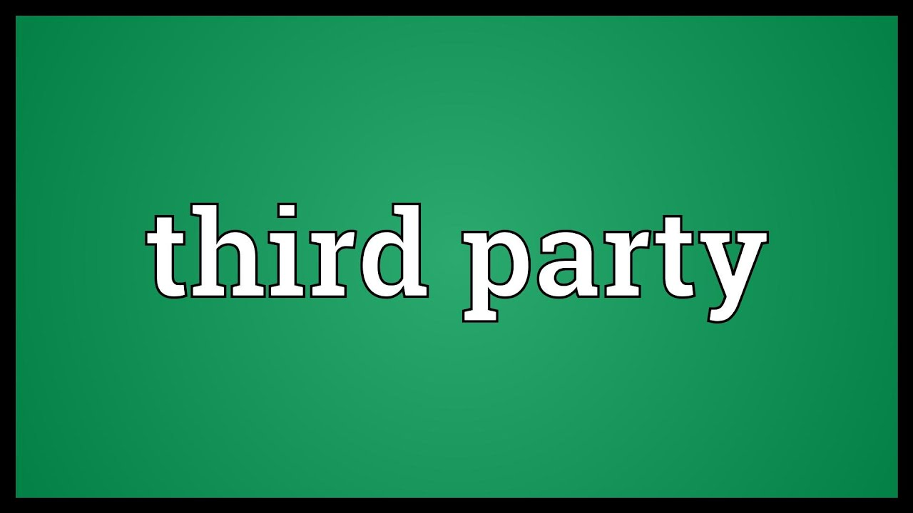 Party Definition