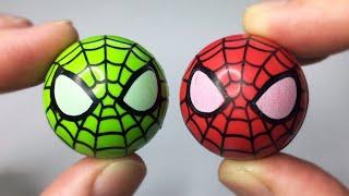 Comic Spider-Man Bouncy Balls Vending Machine
