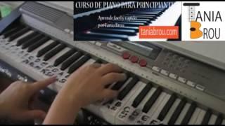Como tocar baladas en piano para acompañarnos
