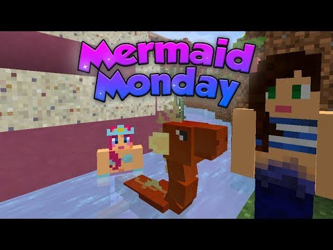 THE LAZY RIVER! | Mermaid Monday S2 Ep 15 | Amy Lee33