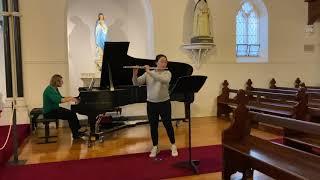 FELD: Concerto for Flute and String Orchestra, I. Allegro Appassionato