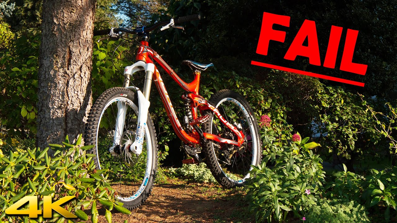 Bike Check gone Horribly Wrong - Jordan Boostmaster - YouTube