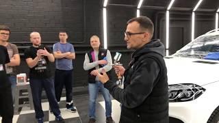 Обучение настойкам миниджета для Ceramic Pro Иркутск