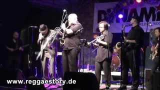 Dr. Ring Ding Ska-Vaganza - The Bird + Noah - 21.06.2013 - This Is Ska Festival - 2