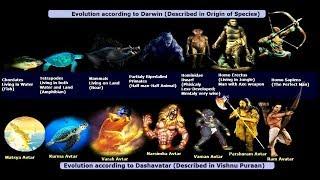 Vishnu Avatar with Darwin theory | Tamil | SundayDisturbers