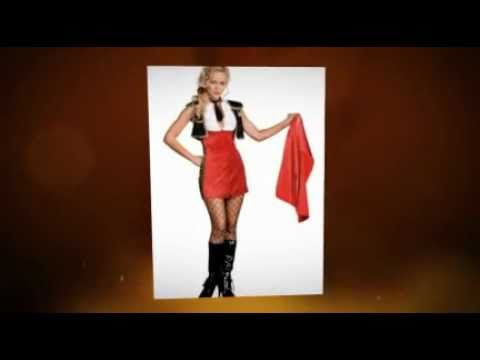 Bullfighter Costumes (Adult Womens)  sc 1 st  YouTube & Bullfighter Costumes (Adult Womens) - YouTube