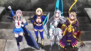 Monster Hunter Mezeporta Reclamation Anime Trailer