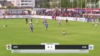 KPV - HJK su 18.8.2019 | Ottelukooste