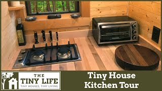 Tiny House Kitchen Tour