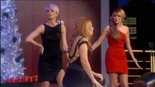 Girls Aloud Party- Nicola's Clothes Sketch