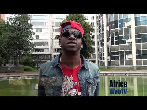 Ray Blaze shout out Africa Web TV