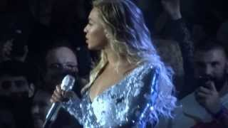 beyonce mrs carter show i was here / i will always love you / heaven