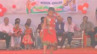 CHHATTISGARHI SONG - का बान मारे रे (SCHOOL DANCE PERFORMANCE)
