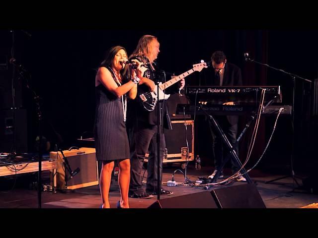 Amanda Rey & West Street Blues Band