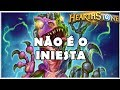 HEARTHSTONE - NÃO É O INIESTA! (WILD SECRET HUNTER)