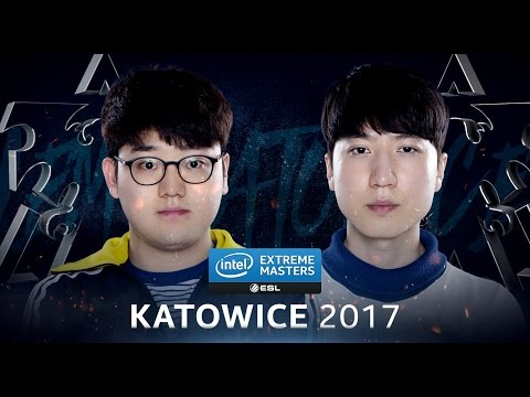 StarCraft II - aLive vs. INnoVation [TvT] - Quarterfinal - IEM Katowice 2017