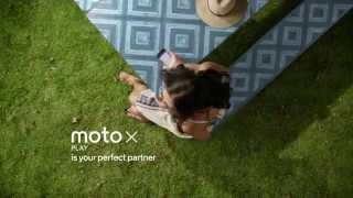 Moto X Play| Say hello to your perfect partner