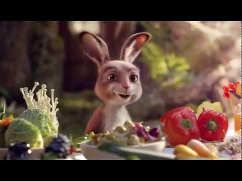 Der Osterhase Wie Er Auf Die Welt Kam The Easter Rabbit How He