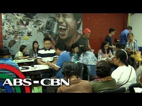 Daan-daang biktima ng Martial Law, tumanggap ng kompensasyon