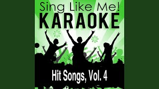 Disco Inferno (Single Edit) (Karaoke Version With Guide Melody) (Originally Performed By Trammps)