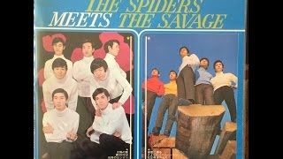"""THE SPIDERS & THE SAVAGE - """"THE SPIDERS MEETS THE SAVAGE"""" FULL ALBU..."""