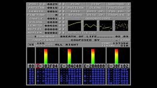 Amiga music: Jester - Breath of Life