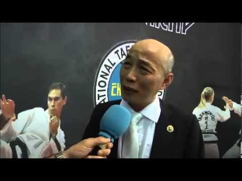 Interview with Grandmaster Ung Kim Lan IX Dan