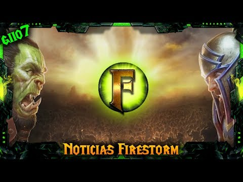 Noticias Firestorm: Battle For Azeroth en Firestorm