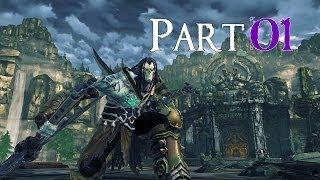 Darksiders II 100% Walkthrough 1 ( The Veil ) Keeper Of Secrets