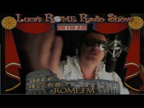 The Luca's Rome Radio Show  Free Italian Lesson: how to introduce yourself