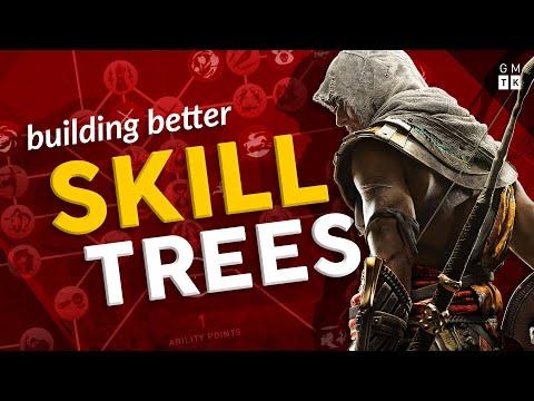 Building Better Skill Trees | Game Maker's Toolkit