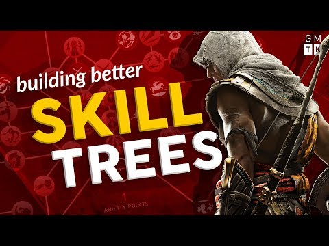 Building Better Skill Trees | Game Maker's Toolkit