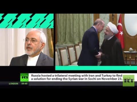 Saudi Arabia should 'start producing prosperity instead of terrorists' - Iran FM (Worlds Apart)