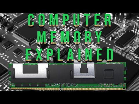 Computer Memory Explained