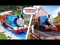 Let's have a RACE | Thomas and Bertie's Great Race | Thomas and Friends Clip Comparison