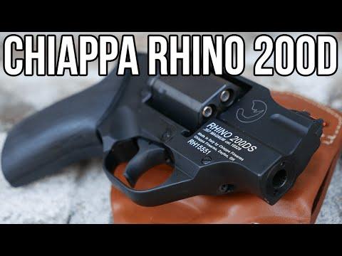 Chiappa Rhino 200D .357 Magnum Review