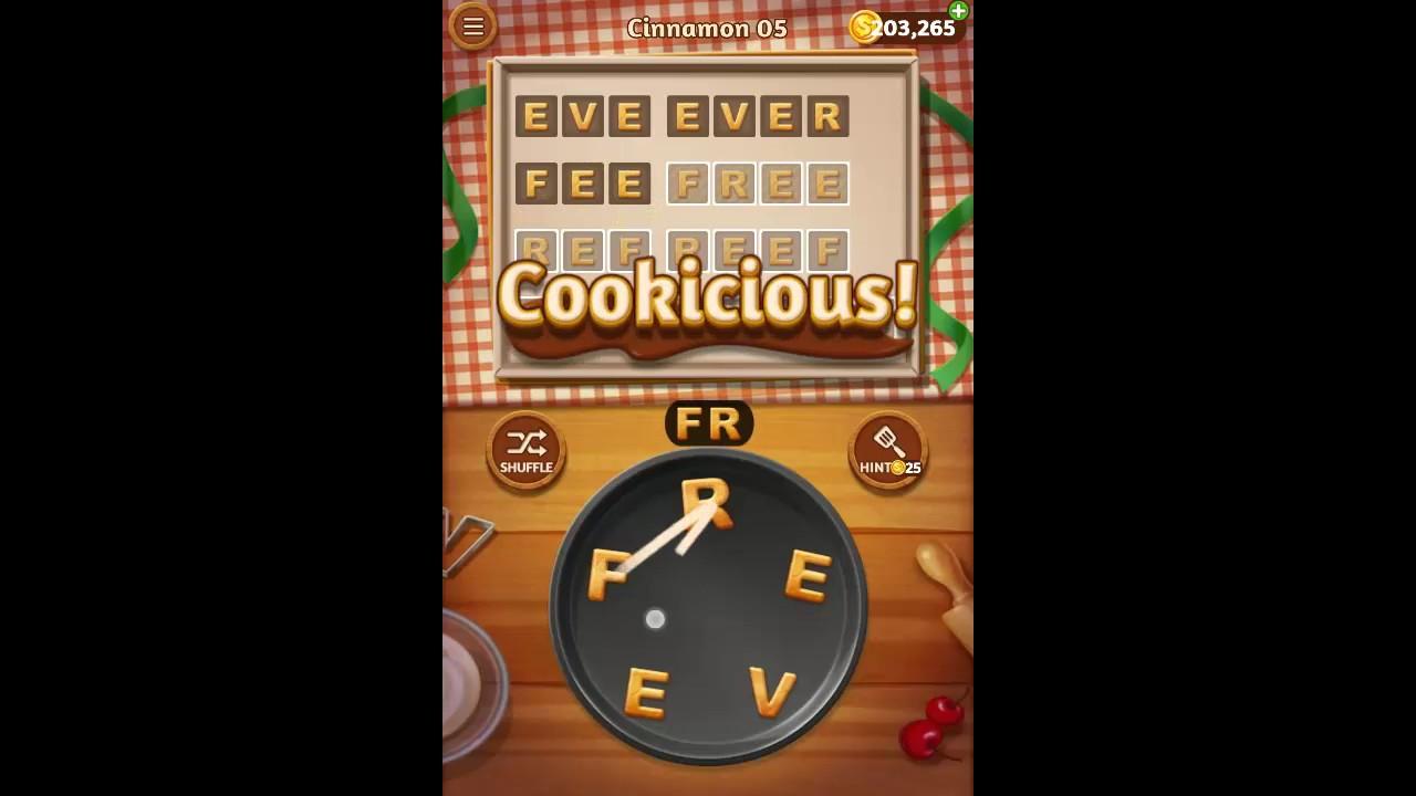 recipe: word cookies game free [23]