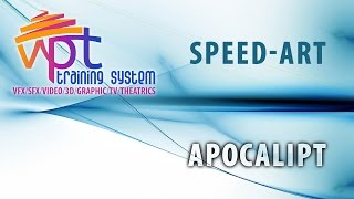 Apocalipt Speed Art