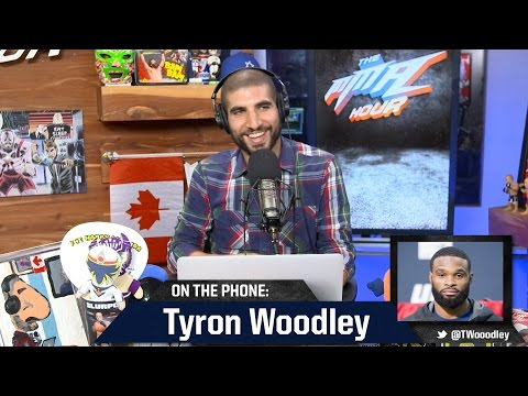 Tyron Woodley: Stephen Thompson 'Wrote a Check His Ass Couldn't Cash'