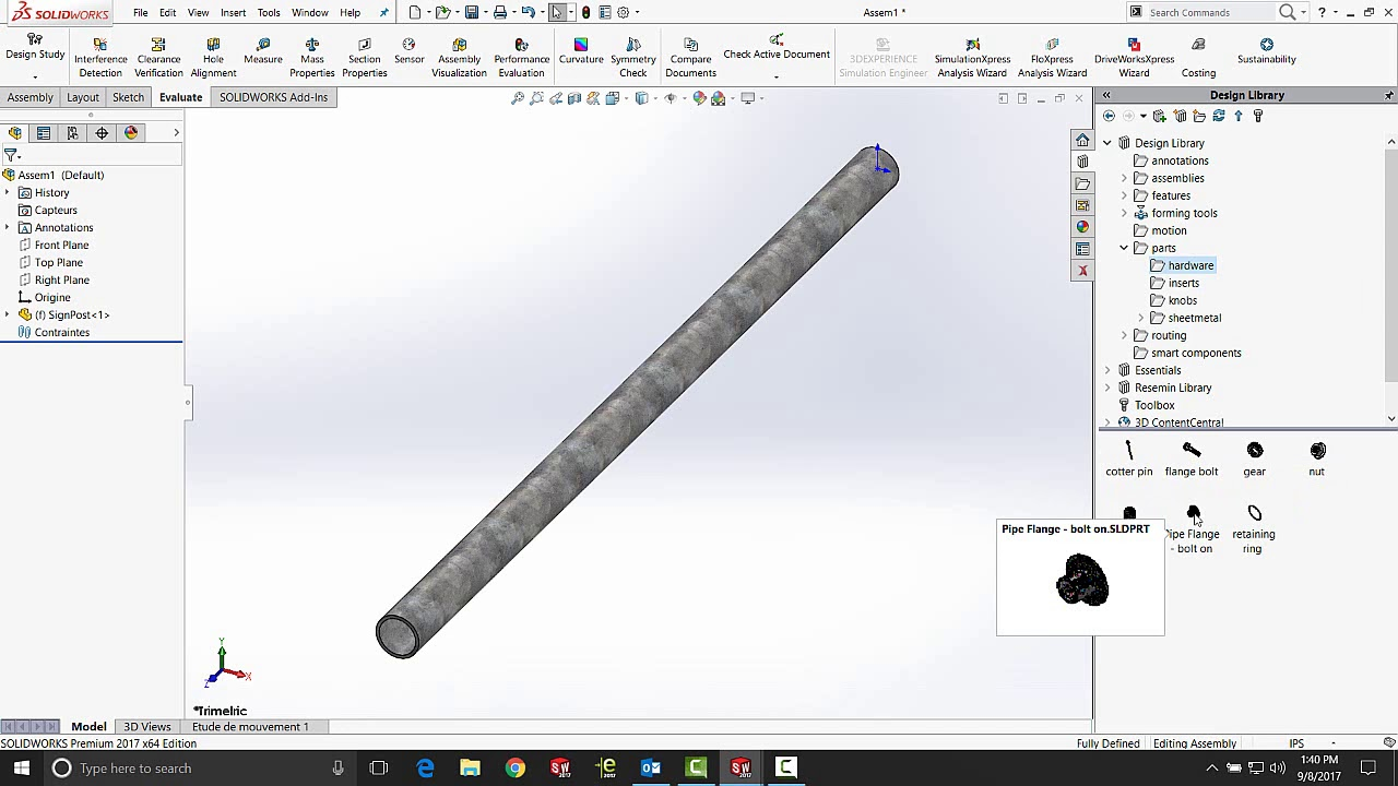SOLIDWORKS Add-in - The Toolbox Utilities - Jan 2018