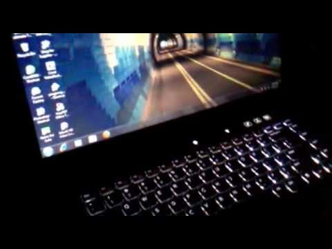 Dell backlit keyboard