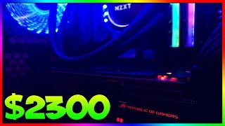 $2300 IBuyPower PC Review and FPS Test! (PUBG, GTA V, Fortnite, etc.)